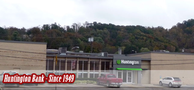 Huntington Bank - Since 1949